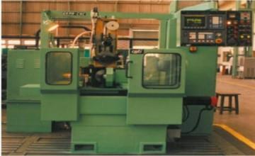 CNC Keystone Piston Ring Grinding Machine (GKPR-CNC)