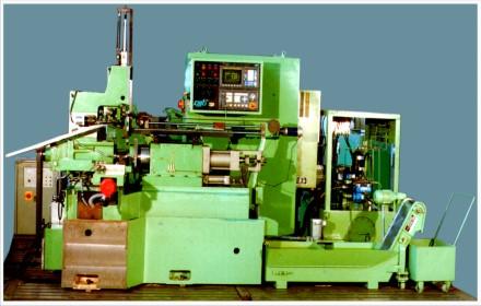 CNC Piston Ring Finish Turning and Grooving Machine