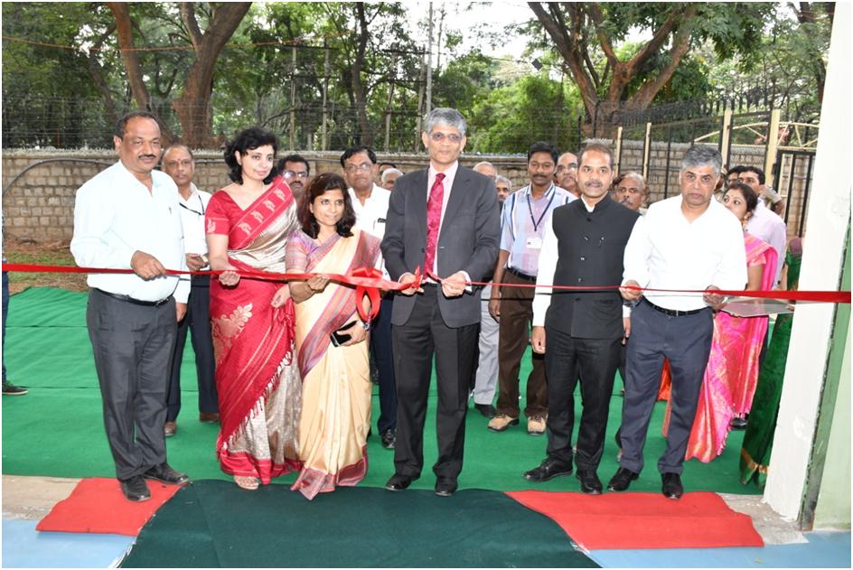Inauguration of Sensor Technology Development Centre