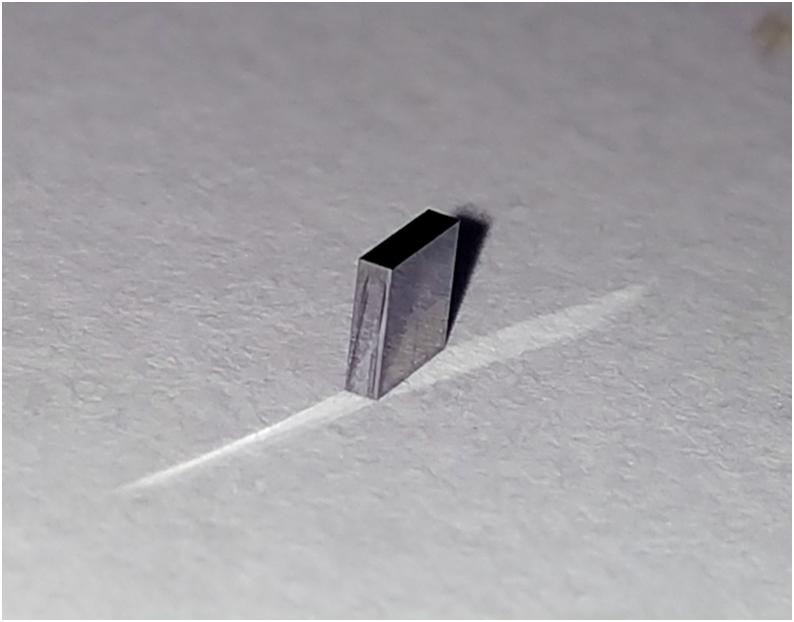 Micro Temperature Sensor Die (2.5 mm) Developed at SVTC