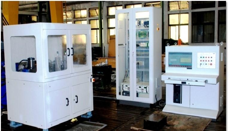 Pneumatic Pressure test rig