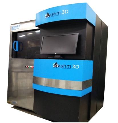 Sukshm 3D microfabricaion system