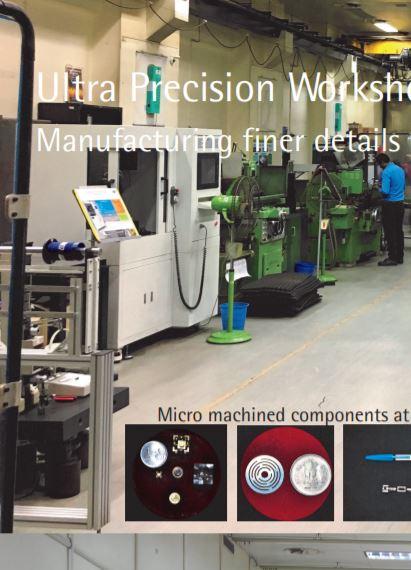 Ultra Precision Workshop