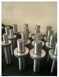 VDI Test mandrels for CNC lathe turrets