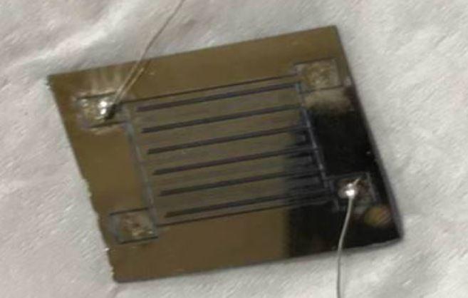 माइक्रो-हीटर के विनिर्माण के लिए प्रक्रिया